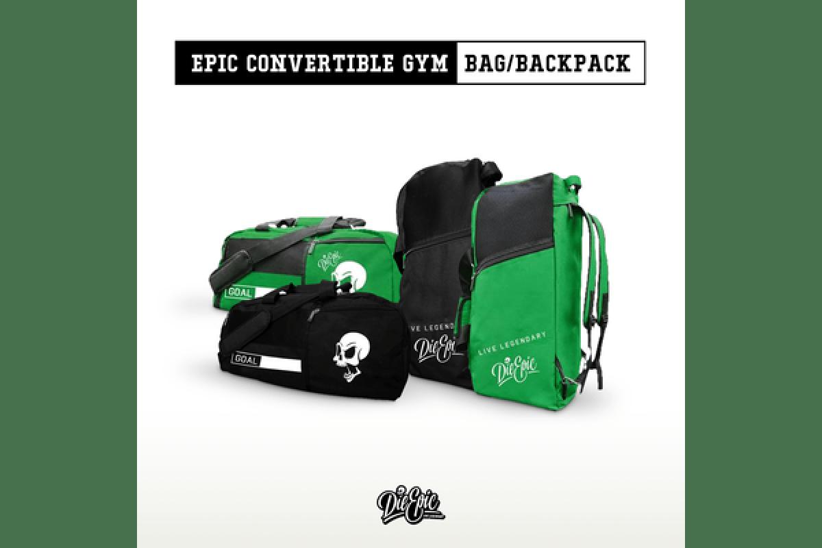 Die Epic Gear Bag - Skydiving Gear Canada